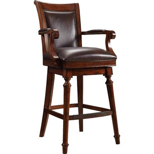 Merlot 31 Swivel Bar Stool Hooker Furniture
