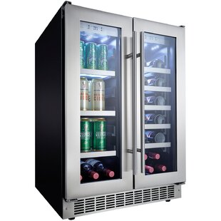 Silhouette 23.8-inch 4.7 cu. ft. Undercounter Beverage Center