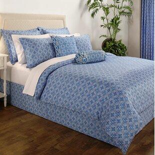 Bloomsbury Market Cowling 100% Cotton Reversible Comforter Set