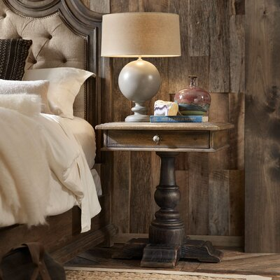 Hill Country Kirby Nightstand Hooker Furniture