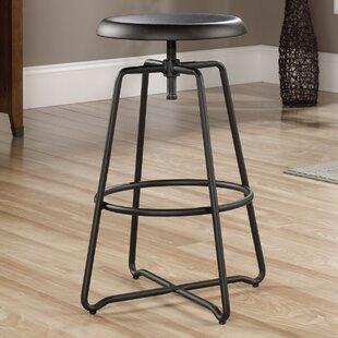 Chappel Adjustable Height Swivel Bar Stool By Trent Austin Design