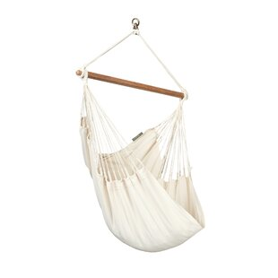 LA SIESTA MODESTA Basic Cotton Chair Hammock