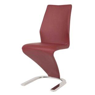 Brayden Studio Saldivar Upholstered Dining Chair (Set of 2)