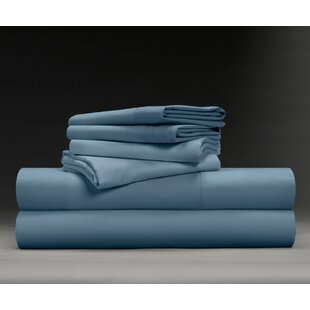 Compare & Buy Wesley Luxe Soft & Smooth 600 Thread Count Sheet Set By 17 Stories