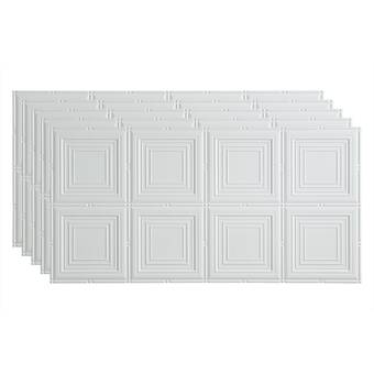 Shanko 48 X 2 5 Metal Cornice Tile In Copper Wayfair