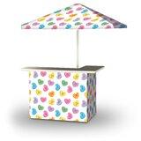 Winnick Valentines Heart Candy 2-Piece Home Bar Set