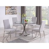 Desiree 5 - Piece Dining Set by Orren Ellis