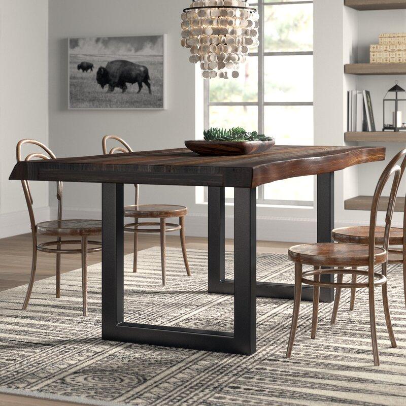 Mistana Thomasson Dining Table Reviews Wayfair