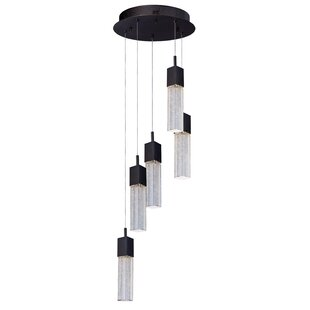 Cabrales 5-Light Pendant by Orren Ellis