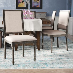Altier Upholstered Dining Chair (Set of 2) Lark Manor