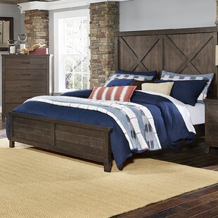 Gracie Oaks Bayaud Panel Bed