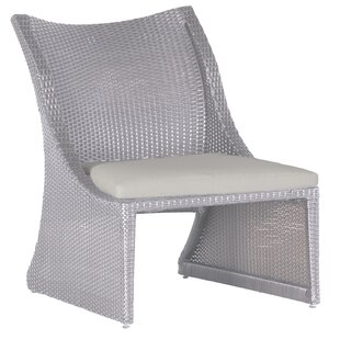 Athena Patio Dining Chair With Cushion by Summer Classics No Copoun