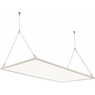Lithonia Lighting EPANL 1-Light LED Square/Rectangle Pendant