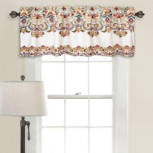Curtains Living Room Valance   Wayfair