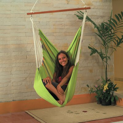 Cotton Chair Hammock by Home & More Read Reviews