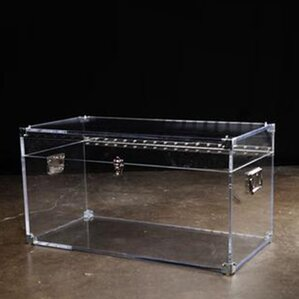 Acrylic Coffee Table by Serge De Troyer Collection