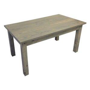 Arrowpoint Rectangular Wood Dining Table ..