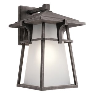 Compare & Buy Totterdown 1-Light Outdoor Wall Lantern By Brayden Studio