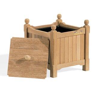 Shala 6 Gallon Shorea Deck Box by Darby Home Co