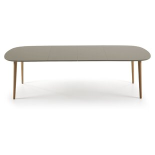 Esstisch ausziehbar oval  Esstische: Tischform - Oval   Wayfair.de