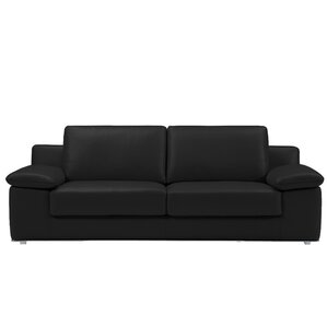 Alexandra Leather Loveseat by Bellini Modern Living
