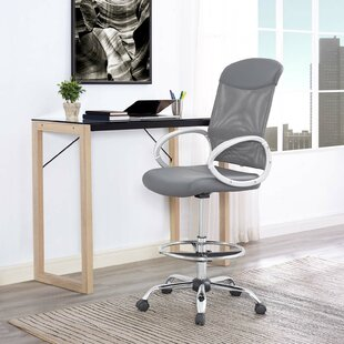 Best Price Guzzi Ergonomic Mesh Drafting Chair by Orren Ellis