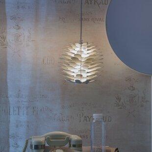 Mini Libera 1-Light LED Globe Pendant by ZANEEN design