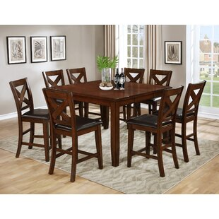 Jovany Pub Table Set by Red Ba..