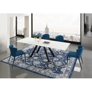 Shingleton 5 Piece Extendable Dining Table Set