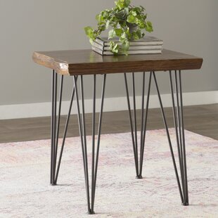 Read Reviews Renee Firwood End Table By Trent Austin Design