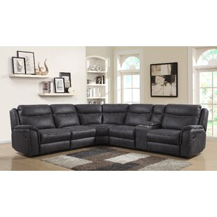 Latitude Run Rishel Reclining Sectional