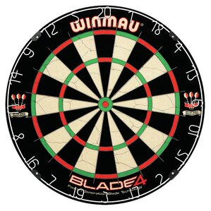 Blade IV™ Bristle Dartboard by Winmau Darts