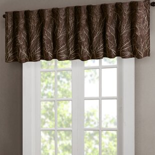 Curtain Valances & Kitchen Curtains You'll   Wayfair on two tone kitchen colors, two tone kitchen cabinet ideas, two tone shaker style kitchen,
