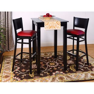 Calina 3 Piece Pub Table Set