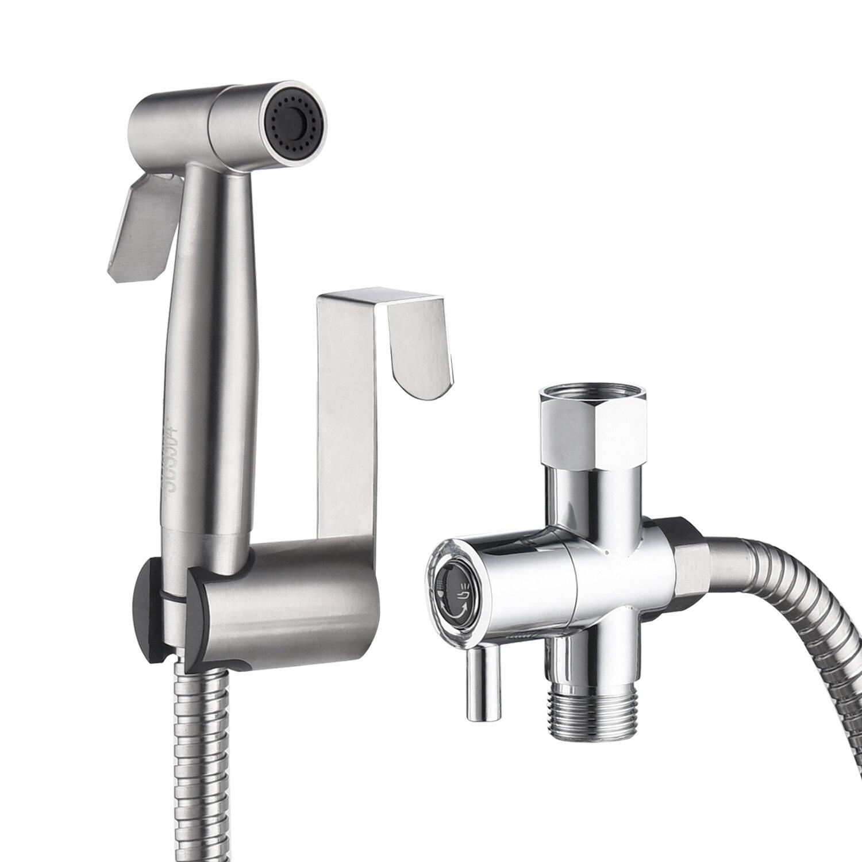 Farun Sprayer Single Hole Faucet Horizontal Bidet Faucet Wayfair