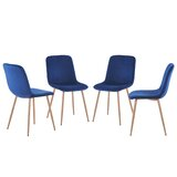 Colette Upholstered Side Chair (Set of 4) by Corrigan Studio®