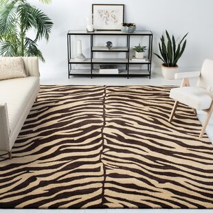 Animal Print Knotted Area Rugs You Ll Love In 2021 Wayfair