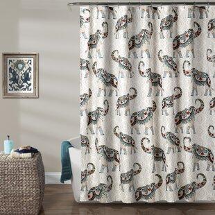 Reviews Brigantine Shower Curtain ByWorld Menagerie