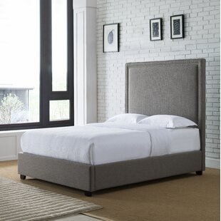 Chere Upholstered Panel Bed by Darby Home Co