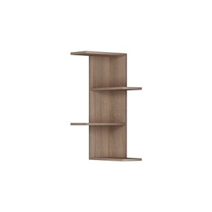 Brayden Studio Felix Modern Wall Shelf