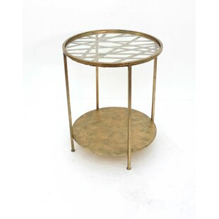 Freetown Round End Table