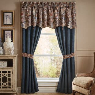 4 Inch Rod Pocket Curtains Wayfair