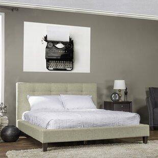 Brayden Studio Frisina Upholstered Platform Bed