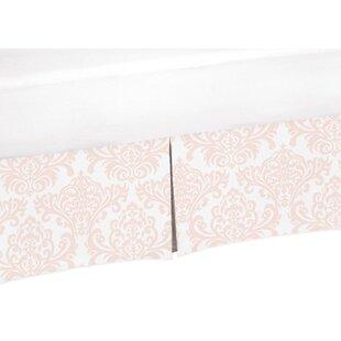Amelia Damask Print Crib Skirt BySweet Jojo Designs