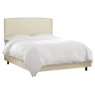 Skyline Furniture Mara Upholstered Platform Bed