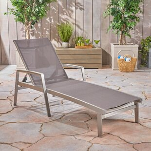 Keyes Reclining Chaise Lounge