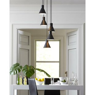 17 Stories Alton 3-Light Cluster Pendant