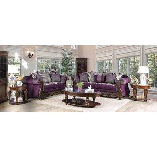 Astoria Grand Ridenhour Configurable Living Room Set