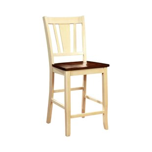 Adalbert Solid Wood Dining Chair by Darby..