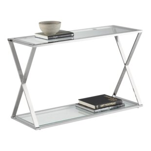 Sunpan Modern Ikon Gotham Console Table